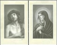 Doodsprentje (4112)  Borgloon - Kahle Thuringen - CLAES 1905 - 1945 - Images Religieuses