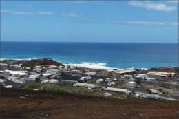 Georgetown - Ascension Island New Postcard - Ascension Island