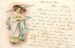 Fantaisie 67  Raphael TUCK  Japonnaise  Série 20. 4 Belle Carte - Tuck, Raphael