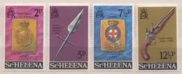 St Helena MH Set - Saint Helena Island