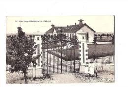 ROMILLY-sur-SEINE. - L'Hôpital. - Romilly-sur-Seine
