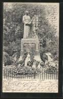 AK Köln, Am Kolping-Denkmal - Köln
