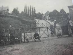 Trein Overweg Slagboom Kapellestraat - Rue De Chapelle - BONGAerts éd Vieux Dieu NR 155 - Hove