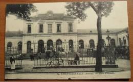 France -  Chatellerault - 34 - Gare D´Orléans, Vers 1900, Animée - Chatellerault