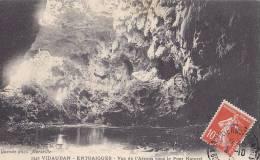 83 / VIDAUBAN / VUE DE L ARGENS SOUS LE PONT NATUREL / EDIT GUENDE 1342 - Vidauban