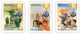 Malaysia 2010 Set Grand Knight Valour MNH - Malaysia (1964-...)