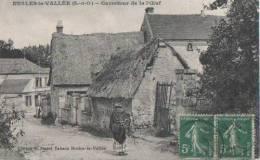 .NESLES LA VALLEE ( Carrefour De La L' Oeuf ) - Nesles-la-Vallée