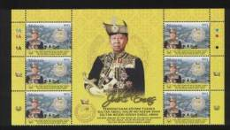 Malaysia 2008 Sultan Kedah With Nice Potret  MNH - Malaysia (1964-...)