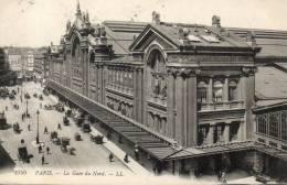 PARIS LA GARE DU NORD - District 10