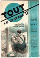 Tout Le Système D   N° 27 De Février 1948 - Livres, BD, Revues