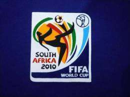 FIFA WORLD CUP 2010 FOOTBALL EMBROIDERED PATCH - Patches