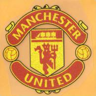 BPL MANCHESTER UNITED UK GB FOOTBALL PATCH PATCHES - Patches