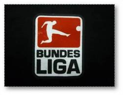 BUNDES LIGA EMBROIDERED PATCH GERMANY FOOTBALL - Patches