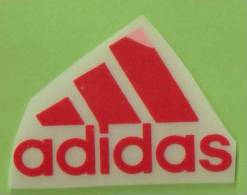 ADIDAS PATCH PATCHES GERMANY IN RED COLOUR - Patches