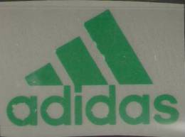 ADIDAS PATCH PATCHES GERMANY IN GREEN COLOR - Patches