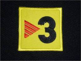 TRIPLE 3 BARCELONA SPAIN PATCH FOOTBALL - Patches
