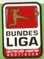 BUNDES LIGA BAYERN MUNICH PATCH GERMANY FOOTBALL - Patches