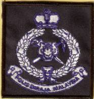 MALAYSIA POLICE PATCH - Patches