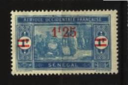 Sénégal   N° 97     Neuf ** Luxe   Cote Y&T  2,30  €uro  Au Quart De Cote