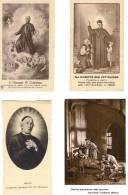 S. GIUSEPPE COTTOLENGO - LOTTO 4 SANTINI - M - E - Religione & Esoterismo