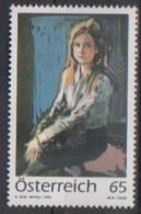 """Österreich 2008:  """"Hans Robert Pippal""""  Postfrisch - 1945-.... 2nd Republic"""