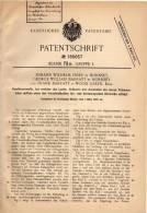 Original Patentschrift - J. Esser Und F. Barratt In Hornsey Und Wood Green ,1905, Feuerwaffe , Pistol , Gewehr , Pistole - Equipement