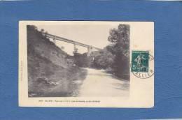 CPA - ROUZAT - Le Pont Sur La Sioule Prés GANNAT - 1910 - France