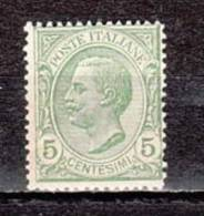 ITALY-1901-Sc#94  MINT NH  FVF  - EURO 6.00  SALE $ 2.00 - Nuovi