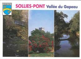 CPM 83 - Solliès Pont - Souvenir - Vallée Du Gapeau - Sollies Pont