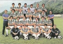 JUVENTUS  CALCIO 1979-1980 -F/G Colore (200210) - Soccer
