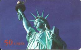 GlobalOne: Liberty Statue. 02.99 - Frankreich