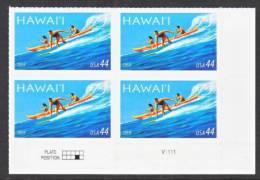 U.S. 4415 X 4   **   HAWAII  SURFERS - United States