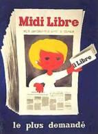 @@@ MAGNET - Midi Libre - Publicitaires