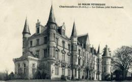 CHARBONNIERES Le Château, Côté Nord-ouest (C1792) - Non Classés