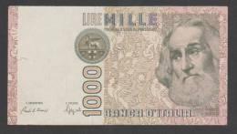 ITALY, 1000 Lire ,1982,No´109 ,F.. - [ 2] 1946-… : Repubblica