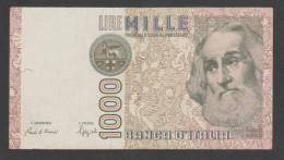 ITALY, 1000 Lire ,1982,No´109 ,F.. - [ 2] 1946-… : Républic