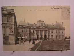 Lunéville - Le Chateau - Vue Prise Des Bosquets - Luneville