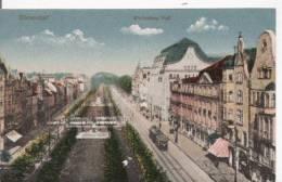 DUSSELDORF HINDENBURG WALL (TRAMWAY) - Duesseldorf