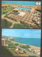 CP1209 * Lot 2 Carte CPSM Costa Del Sol Las Giaviotas  ESPANA ESPAGNE SPAIN - Altri