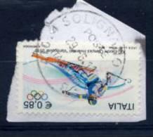 Italia Italie Italy  2010 Usato - Olimpiadi 2010 - 2001-10: Usati