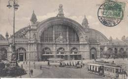FRANKFURT. La Gare - Frankfurt A. Main