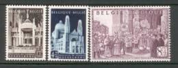 Belgique 876/78 ** - Unused Stamps