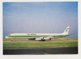 Aviation - Air Afrique Super DC-8-63 - 1946-....: Moderne