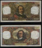 Billet De 100 Fr Corneille - - 1962-1997 ''Francs''