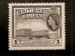 GUYANE BRITANNIQUE NEUF** - British Guiana (...-1966)