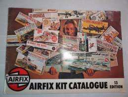 Catalogue Airfix 1976 - Sonstige
