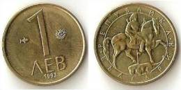 Bulgaria  1 Lev 1992 - Bulgaria