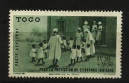 Togo  PA  N° 6 , 7 , 8  Neuf *   Cote Y&T  2,25 €uro  Au Quart De Cote