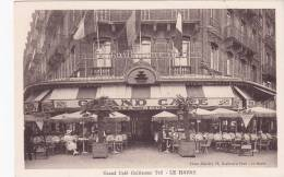 76  LE HAVRE  GRAND CAFE GUILLAUME  TELL - Le Havre