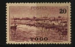 Togo   N° 188   Neuf ** Luxe   Cote Y&T  1,40  €uro  Au Quart De Cote